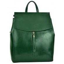 Рюкзак Сумка из Кожи (арт. 201292) цвет зеленый