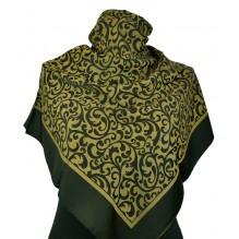 Шёлковый платок 100см АГАПИЯ (арт. 200024)