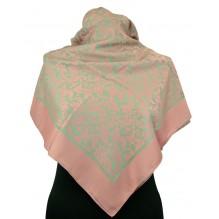 Шёлковый платок 100см АГАТА (арт. 200025)