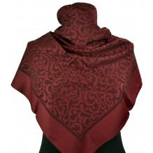 Шёлковый платок 100см АГРЕФЕНА (арт. 200032)