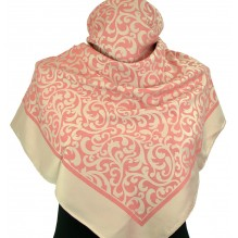Шёлковый платок 100см АГРИППИНА (арт. 200033)