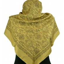 Шёлковый платок 100см АДА (арт. 200034)