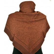 Шёлковый платок 100см АЗАЛИЯ (арт. 200038)
