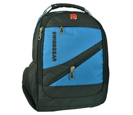 Рюкзак Городской 8810mini (арт. 201332) цвет синий SWISS
