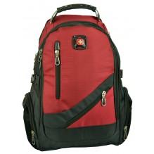 Рюкзак Городской 8815# (арт. 201476) цвет красный
