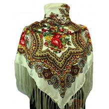 Шёлковый платок 120см ВИРИНЕЯ (арт. 200111)