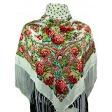 Шёлковый платок 120см ЕВФИМИЯ (арт. 200165)