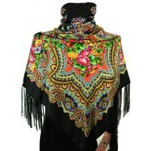 Шёлковый платок 120см ИВАННА (арт. 200183)
