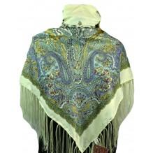 Шёлковый платок 120см РАДА (арт. 200298)