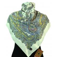 Шёлковый платок 100см АЭЛЛА (арт. 200079)