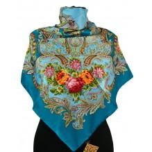 Шёлковый платок 100см ИФИГЕНИЯ (арт. 200201)