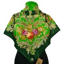 Шёлковый платок 100см КРИСТИНА (арт. 200217)
