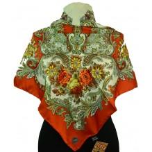Шёлковый платок 100см МИЛОСЛАВА (арт. 200261)