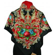 Шёлковый платок 100см НАТАЛИЯ (арт. 200273)