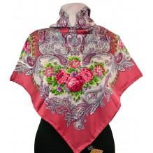 Шёлковый платок 100см ОКТАВИЯ (арт. 200283)