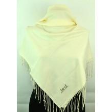 Шёлковый платок однотонный 100см РОСТИСЛАВА (арт. 200309)