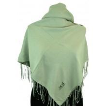 Шёлковый платок однотонный 100см АГАФЬЯ (арт. 200399)