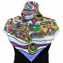 Шёлковый платок 70см АНИМАИСА (арт. 200055)