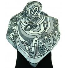 Шёлковый платок 70см ДИАНА (арт. 200145)