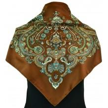 Шёлковый платок 70см КЛАРА (арт. 200211)
