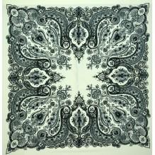 Шёлковый платок 70см ЛЕСЯ (арт. 200226)
