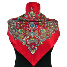 Шёлковый платок 70см МУЗА (арт. 200268)