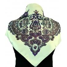 Шёлковый платок 70см НИНА (арт. 200278)