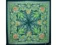 Шерстяной платок с кистями 120см ЛИДИЯ (арт. 200632)