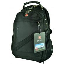 Рюкзак Городской 8810b (арт. 200925) цвет черный