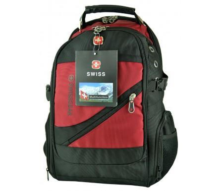 Рюкзак Городской 8810 (арт. 200944) цвет красный SWISS