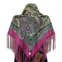 Шёлковый платок 100см АФРОДИТА (арт. 200077)