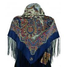 Шёлковый платок 100см ВАЛЕРИЯ (арт. 200093)