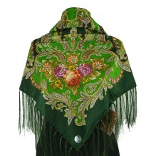 Шёлковый платок 100см ВИОЛА (арт. 200109)