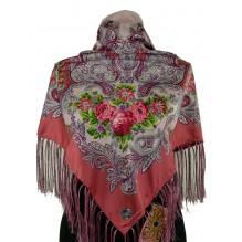 Шёлковый платок 100см ГЕЛИЯ (арт. 200127)
