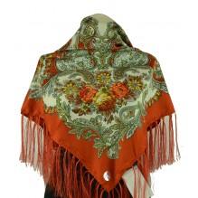 Шёлковый платок 100см ДИНА (арт. 200146)
