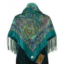 Шёлковый платок 100см ЛИВИЯ (арт. 200227)