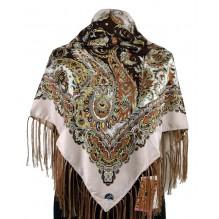 Шёлковый платок 100см МАРИ (арт. 200244)