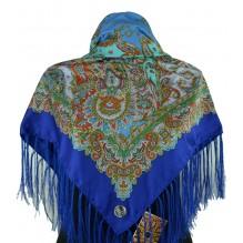 Шёлковый платок 100см МИЛА (арт. 200256)