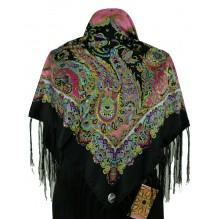 Шёлковый платок 100см ПРАВДИНА (арт. 200296)