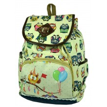 Рюкзак молодежный (арт. 201398) цвет разноцветный