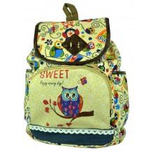 Рюкзак молодежный (арт. 201442) цвет разноцветный