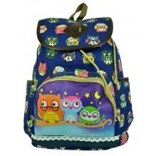 Рюкзак молодежный (арт. 201399) цвет разноцветный