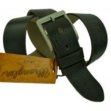 Мужской кожаный ремень Wrangler темно-коричневый (арт. 104496)