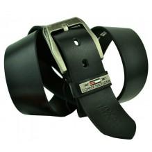 Мужской кожаный ремень Tommy Hilfiger черный (арт. 104275)