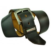 Широкий женский кожаный ремень Dolce & Gabbana черный (арт. 104627)