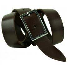 Женский кожаный ремень Nina Ricci темно-коричневый (арт. 104627)