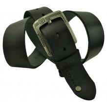 Мужской кожаный ремень Diesel черный (арт. 104375)