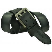 Мужской кожаный ремень Paul Smith черный (арт. 104203)