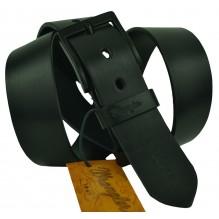 Мужской кожаный ремень Wrangler черный (арт. 104493)